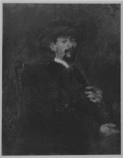 Der Maler Emil Keyser