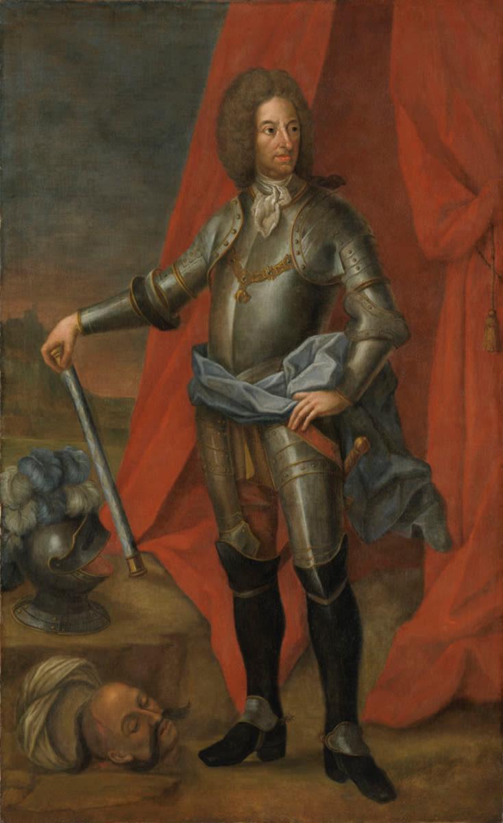 Bildnis des Kurfürsten Max Emanuel von Bayern (1662-1726)