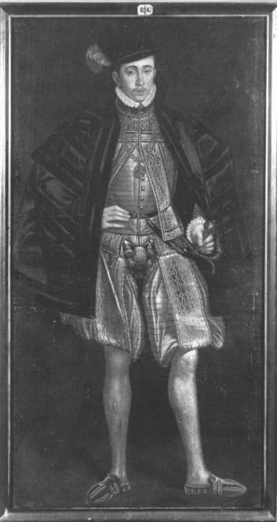 Bildnis eines Pfalzgrafen von Zweibrücken-Veldenz