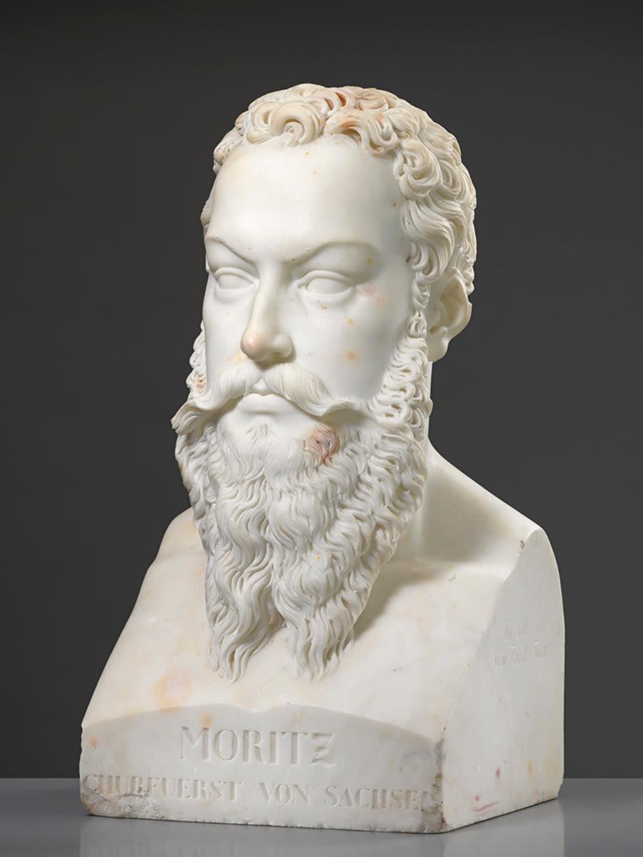 Moritz, Kurfürst von Sachsen (1521 - 1553)