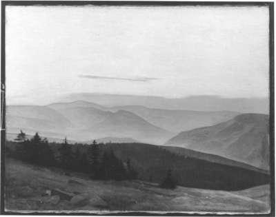 Sonnenaufgang i.Riesengebirge