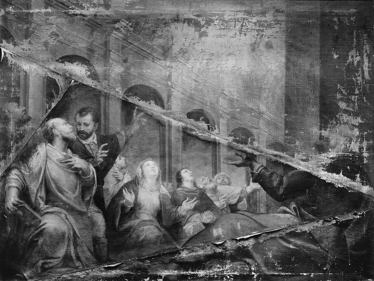 Ausgießung des Heiligen Geistes