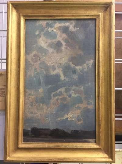Wolkenstudie