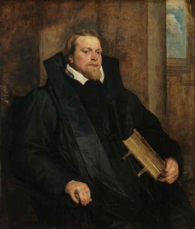 Bildnis des Hendrik van Thulden