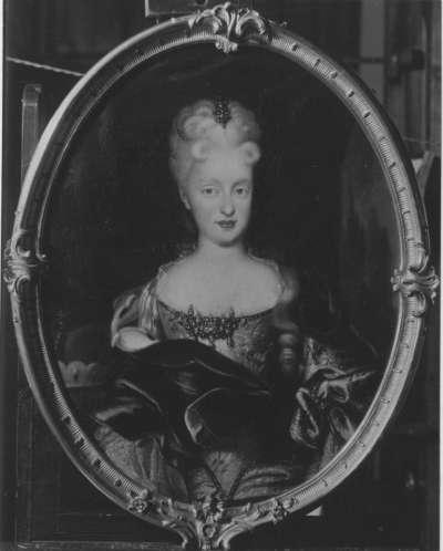 Bildnis einer jungen Prinzessin (Anna Christine von Pfalz-Sulzbach)