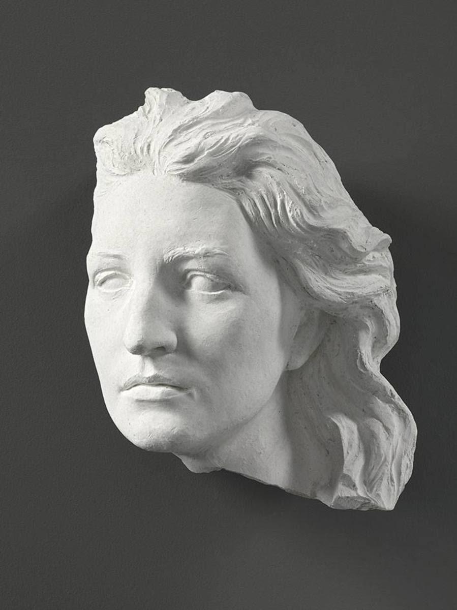 Bavaria (Bildnis einer jungen Frau)