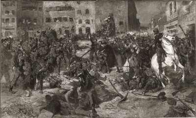 Gefecht in Bazeilles
