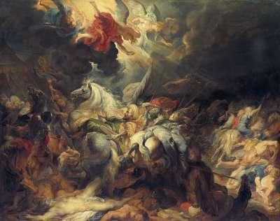 Die Niederlage Sanheribs