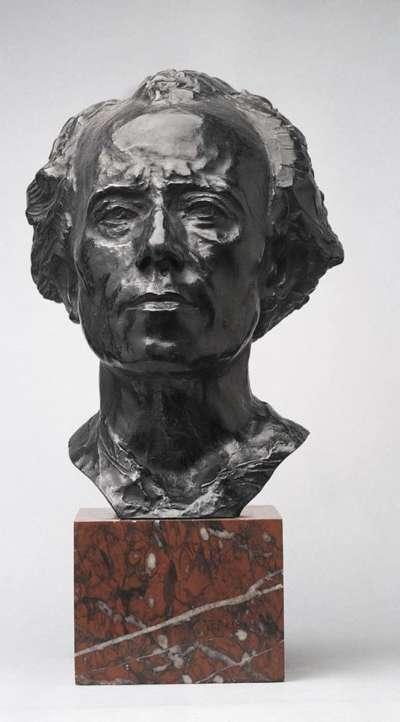 Der Komponist Gustav Mahler