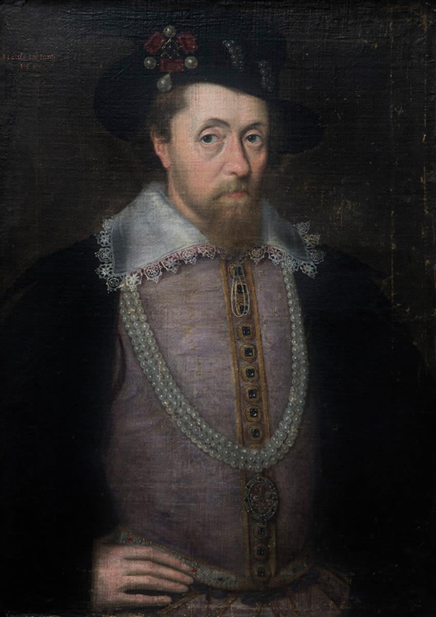 Bildnis eines Fürsten