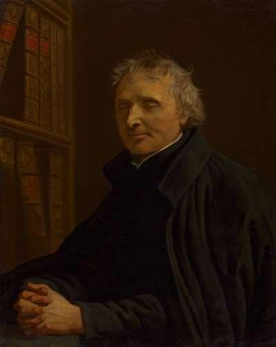 Bildnis des Paters Louis Bourdaloue