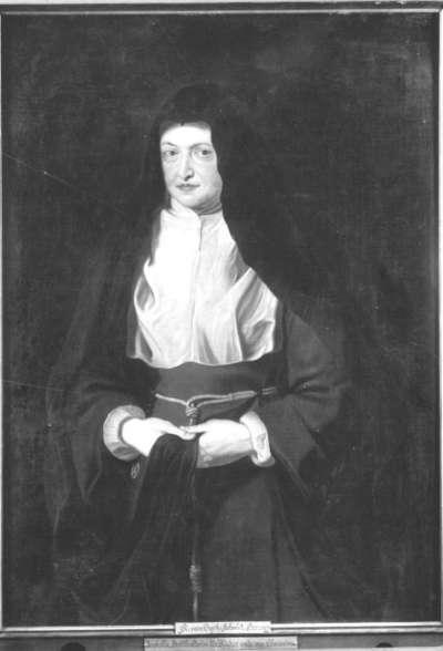 Isabella, Statthalterin der Niederlande als Clarissin