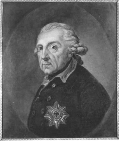 Friedrich der Große (Kopie nach Anton Graff)