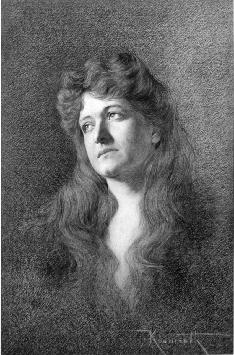 Die Bildhauerin Kuhne Beveridge