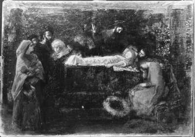 Auferweckung der Tochter des Jairus