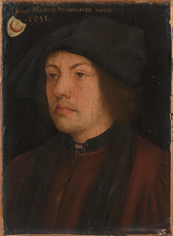 Bildnis Martin Schongauer (?)