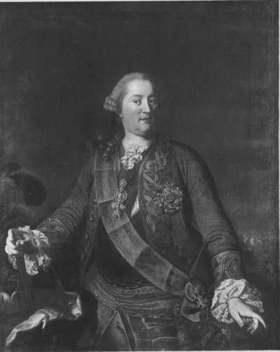 Bildnis des Friedrich Michael, Pfalzgraf von Zweibrücken-Birkenfeld (1724-1767)