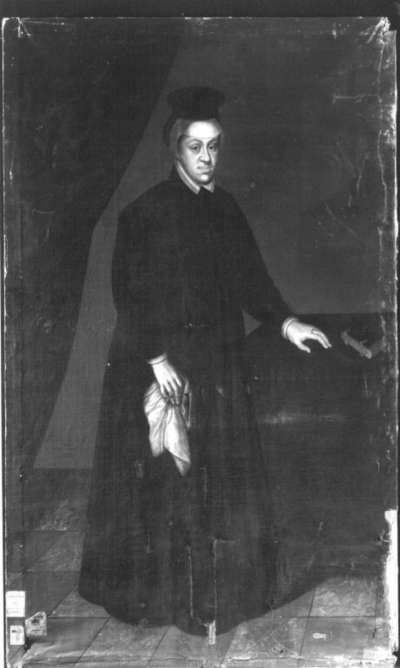 Erzherzogin Maria Christina von Österreich (1574-1621) als Stiftsdame des Königlichen Damenstifts in Hall/Tirol