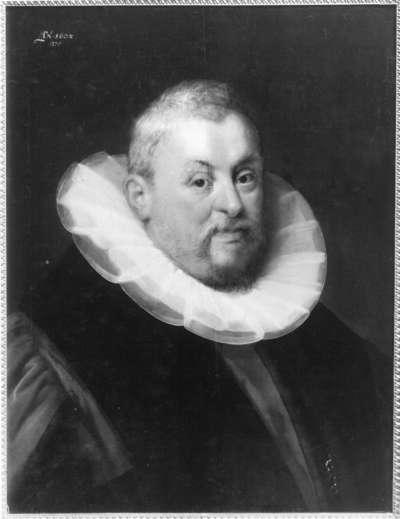 Bildnis eines Kölner Ratsherrn