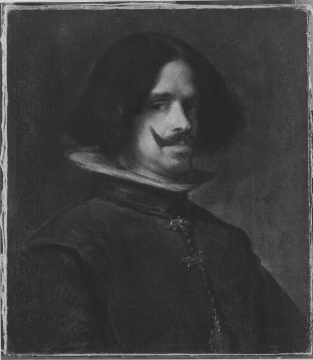 Bildnis des Velázquez