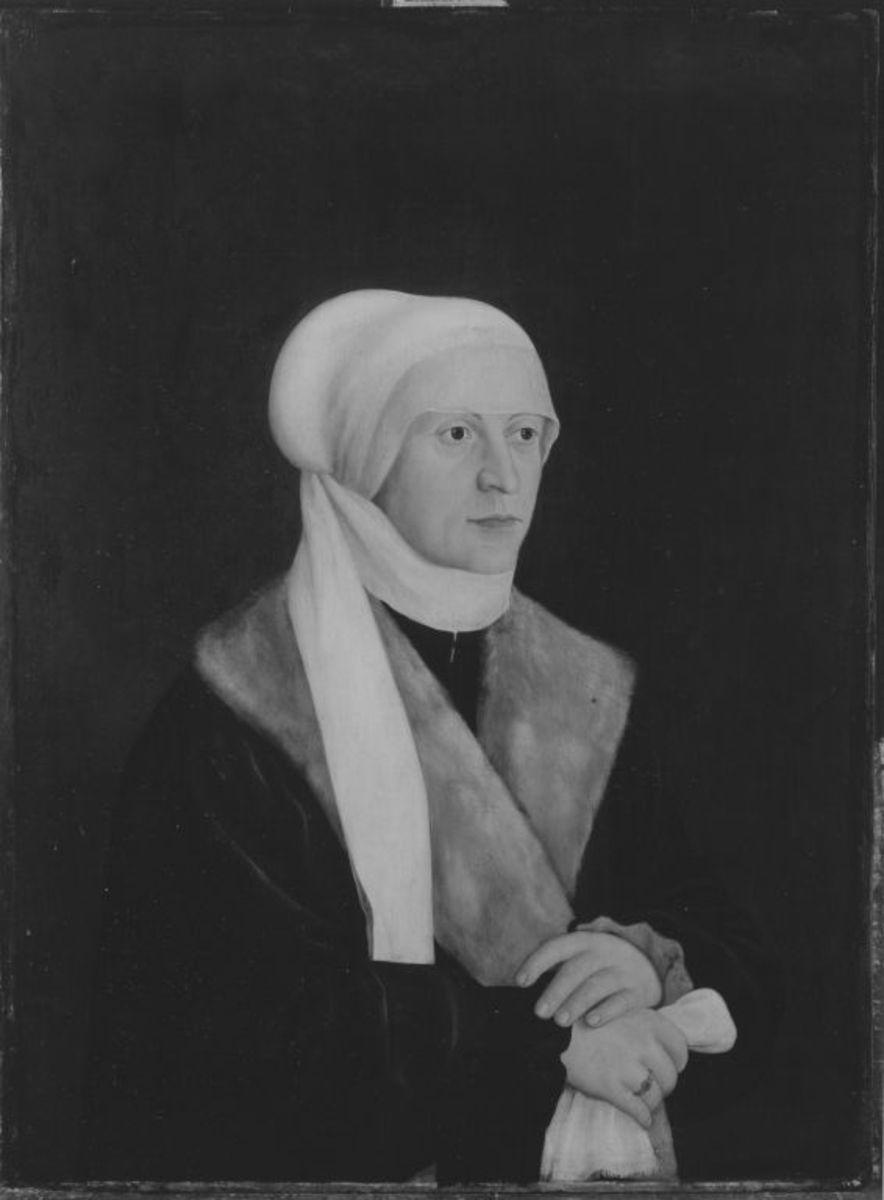 Sabina von Bayern, Tochter Herzog Albrechts IV.