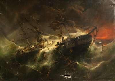 Schiffbruch des Floridian