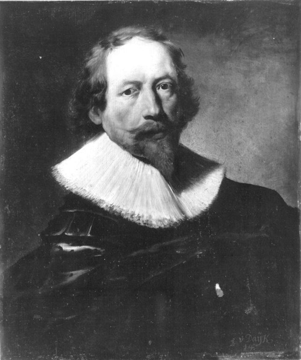 Bildnis eines Mannes (Der Maler Caspar de Crayer?)