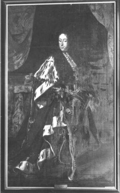 Bildnis des Kurfürsten Karl Albrecht von Bayern (1697-1745)