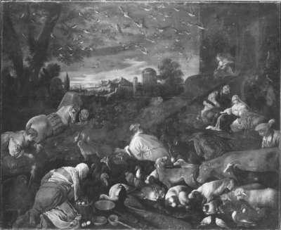 Einzug der Tiere in die Arche Noah
