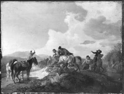 Walachischer Pferdefang