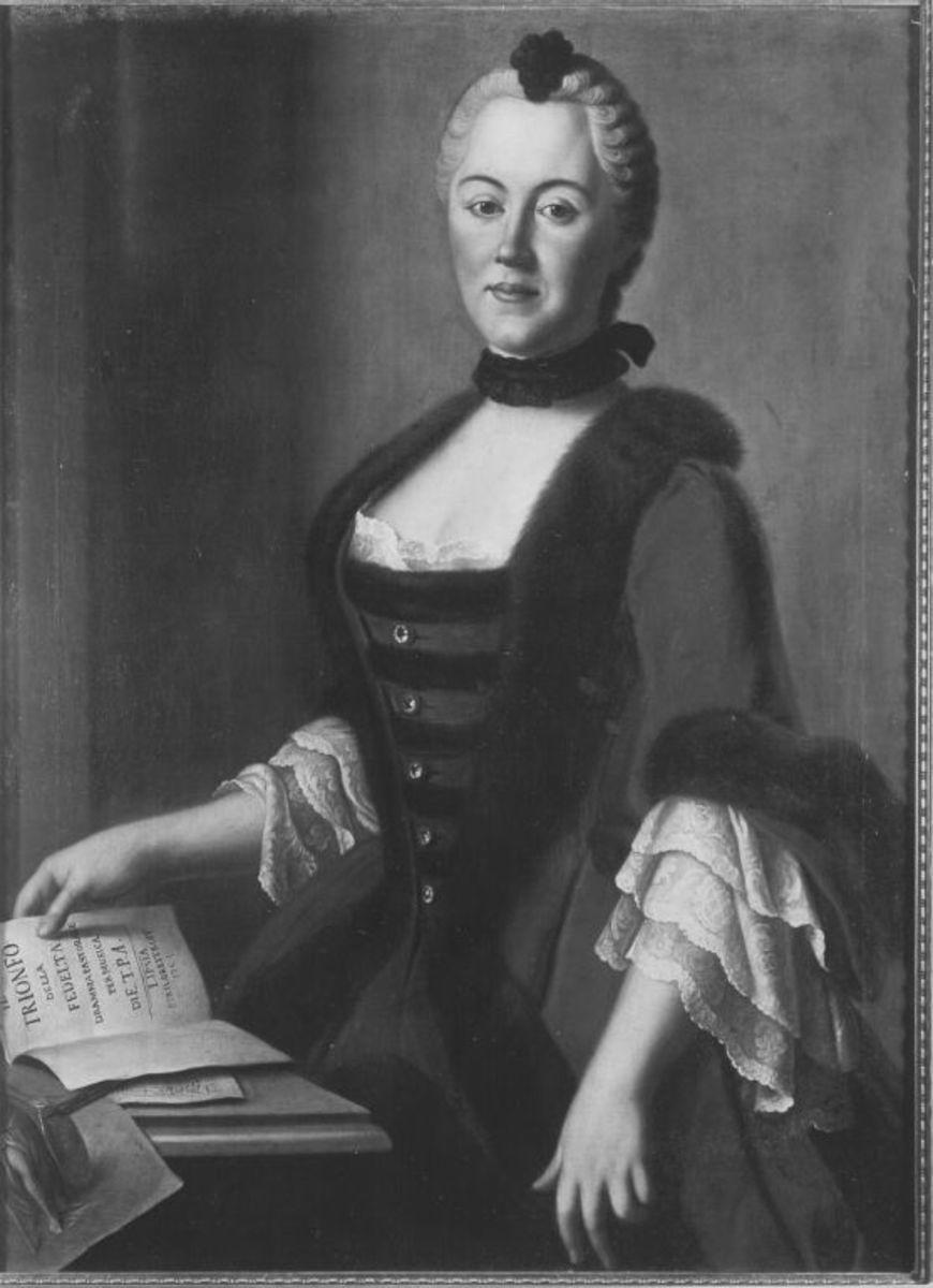 Kurfürstin Maria Antonie von Sachsen, Tochter Kaiser Karls VII