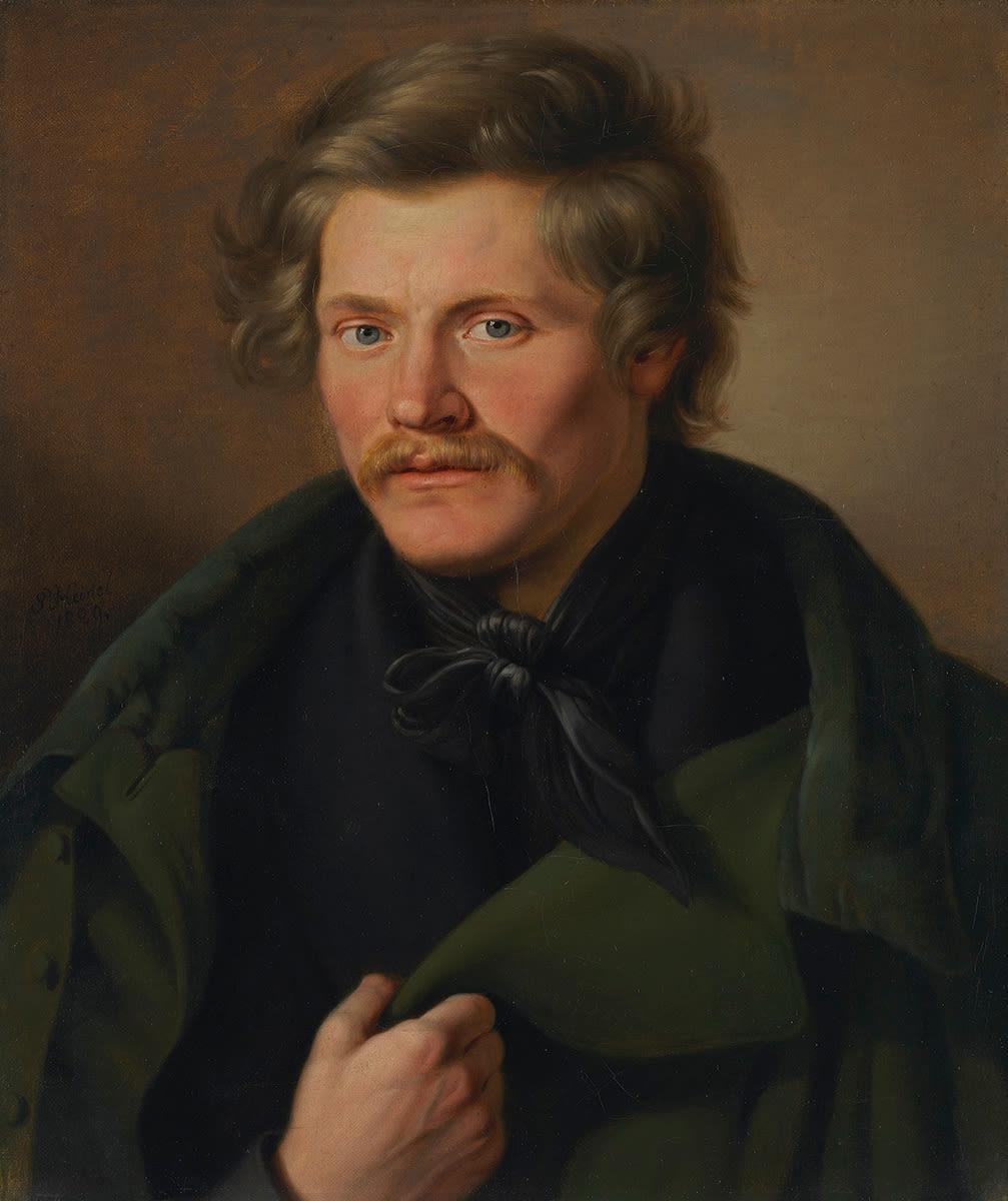 Der Maler Johann Christian Ziegler
