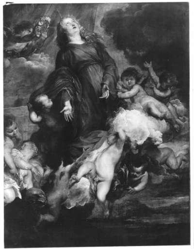 Himmelfahrt der hl. Rosalie