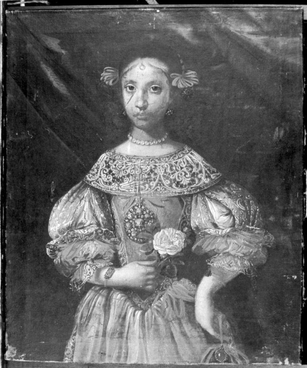 Kinderbildnis der Prinzessin Maria Victoria von Este