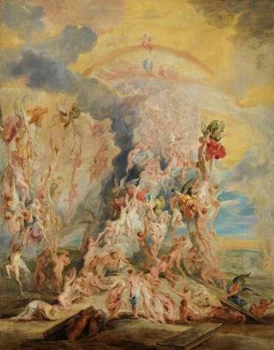 Auferstehung der Seligen
