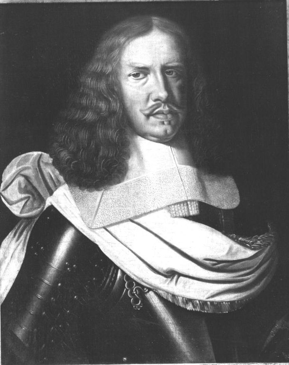 Bildnis des Landgrafen Georg II. von Hessen-Darmstadt (1605-1661)