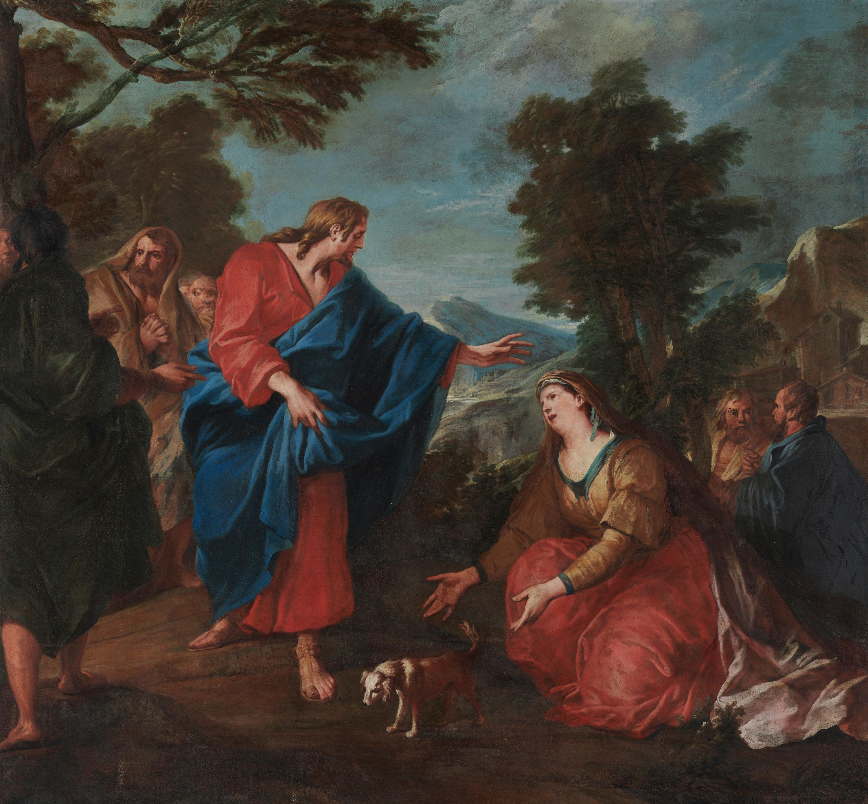 Christus und das kanaanitische Weib