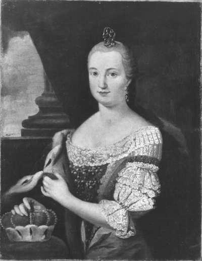 Bildnis der Kurfürstin Elisabeth Auguste von Pfalz-Bayern