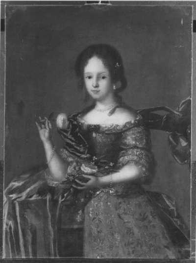 Bildnis der Leopoldine Eleonore von Pfalz-Neuburg