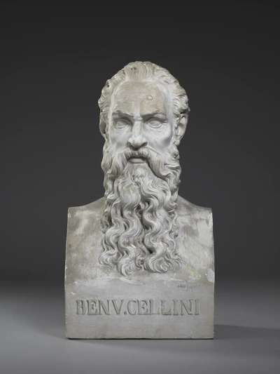 Der Bildhauer und Goldschmied Benvenuto Cellini (1500 - 1571)