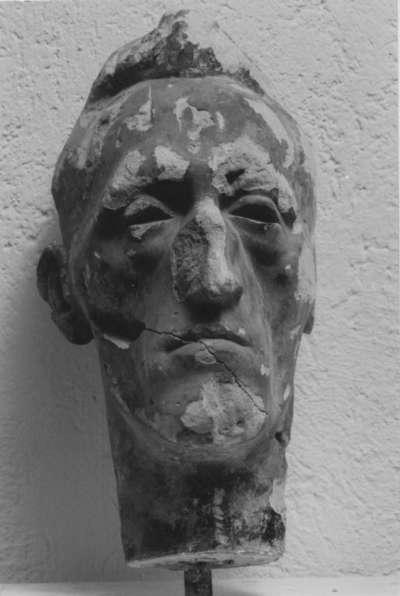 Porträt des Malers Vogt