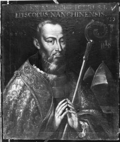 Jesuitenbischof Alexander Ciceri