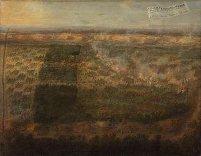 Die Schlacht in der Bukowina, 1686