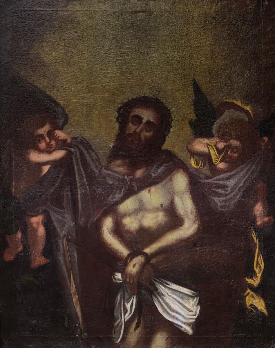 Christus als Schmerzensmann