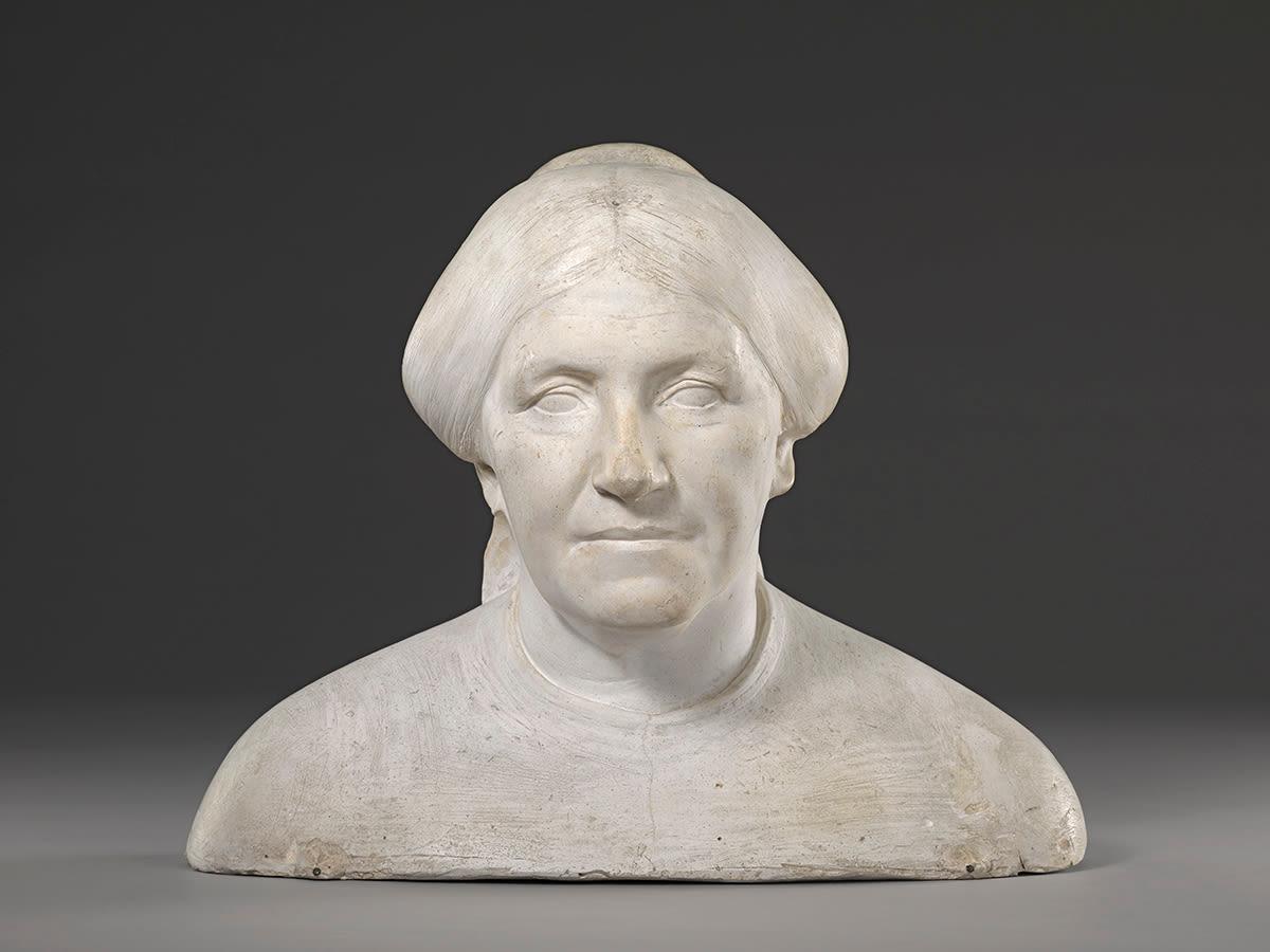 Clementine Hildebrand (1817–1879), die Mutter von Adolf von Hildebrand