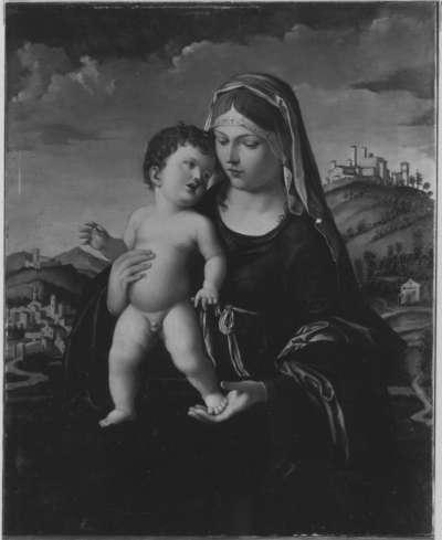 Madonna (nach Cima da Conegliano)