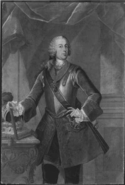 Bildnis des Kurfürsten Maximilian III. von Bayern