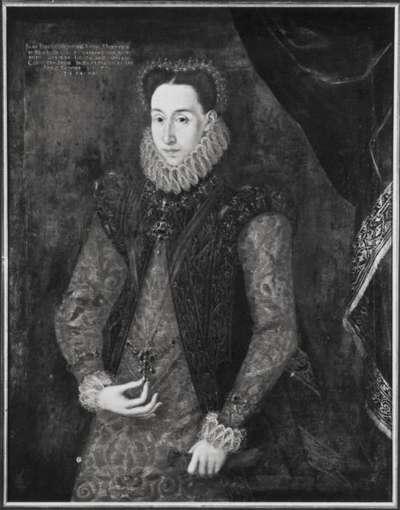 Bildnis der Anna von Jülich, Kleve und Berg, Pfalzgräfin von Neuburg