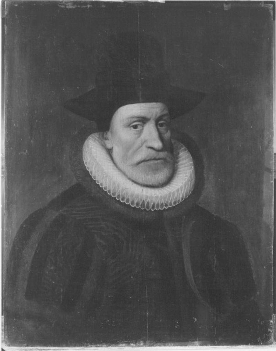 Bildnis eines Mannes (Wilhelm von Oranien?)