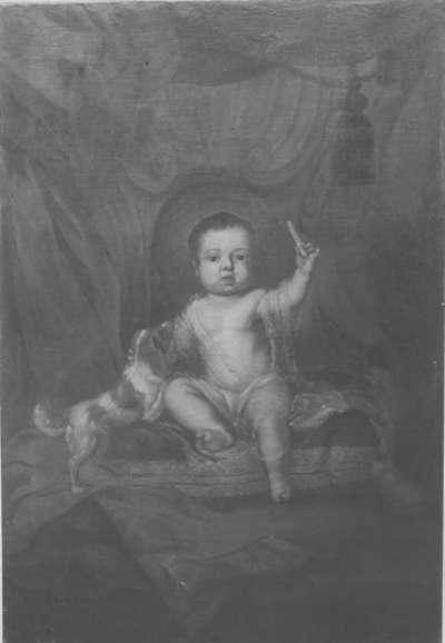 Bildnis des Clemens August von Bayern, Sohn des Kurfürsten Max Emanuel von Bayern, als Kind (1700-1761)